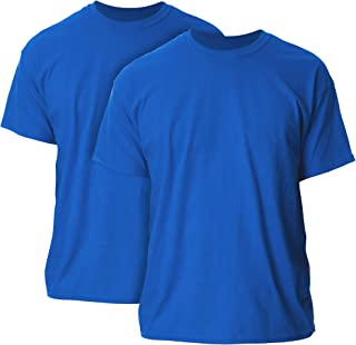 Gildan Men's Heavy Cotton T-Shirt, Style G5000, 2-Pack