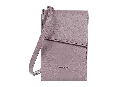 Matt & Nat Met Dwell (Amethyst) Cross Body Handbags