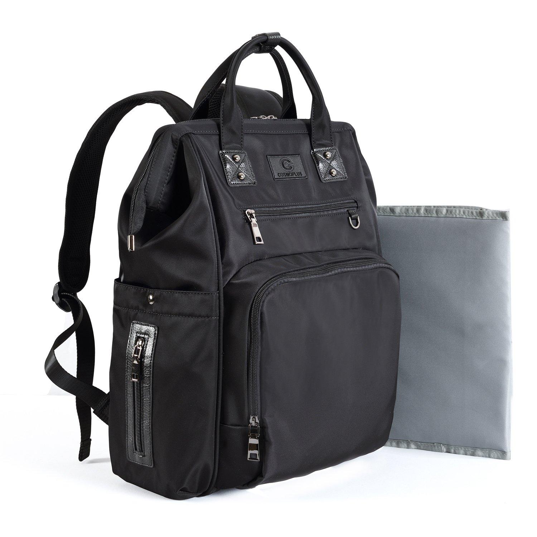 Backpack Smart Organizer Capacity Multifunction Pad%EF%BC%8CCarbon