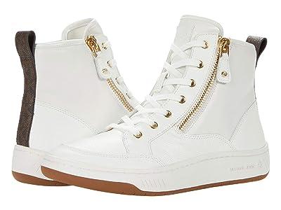 MICHAEL Michael Kors Shea High Top (Optic White) Women