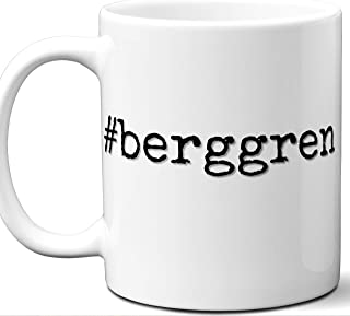 #berggren Berggren Last Name Gift. Cool Surname Mug. Unique Personalized Tea Cup Stamp Sign Family Reunion Men Women Birthday Mothers Day Fathers Day Christmas Coworker.