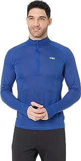 Outdoor Research Men's Men's Echo Qtr Zip Hiking-Shirts