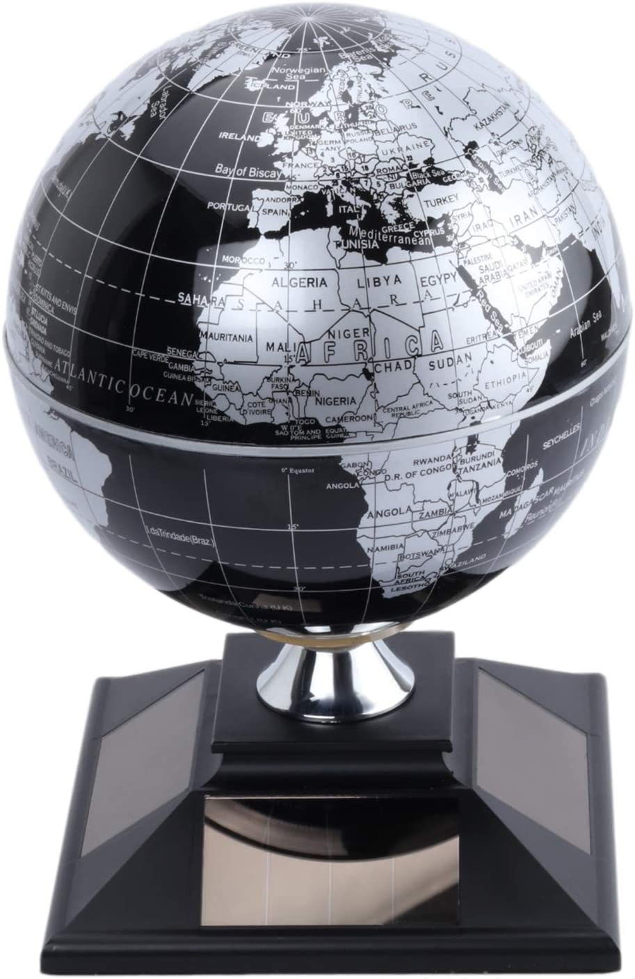 haxTON 5.5 Inches Solar Globe Rotated by Globes Energy Manufacturer OFFicial shop Branded goods of