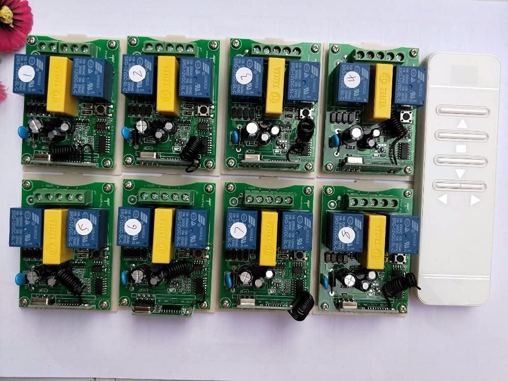 Sales Davitu Remote Controls - AC 220V Sale item digital RF intelligent wireless