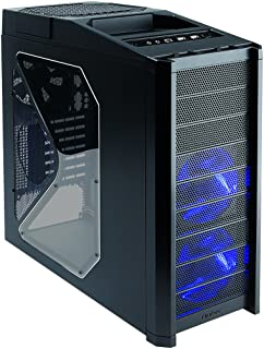 Antec Gaming Series Nine Hundred Mid-Tower PC/Gaming Computer Case with USB 3.0 x 2, 120/200mm Fan Mounts, 9 Drive Bays for Mini-ITX, MicroATX and ATX