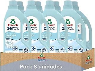 Frosch Detergente Zero Ecológico X Ud, Blanco, Manzanilla, 5 Unidad