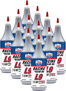 Best lucas l9 racing gear oil Reviews
