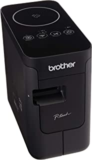 Brother P-Touch Edge PT-P750WVP Thermal Transfer Printer - Monochrome - Portable - Label Print