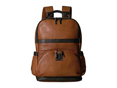 STS Ranchwear Frontier Backpack (Tan Leather) Backpack Bags