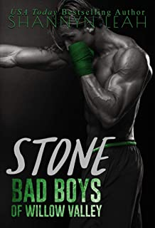 Stone (Bad Boys of Willow Valley Book 2)