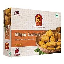 Bhikharam Chandmal Liliput Kachori 850gm (425g Pack of 2)