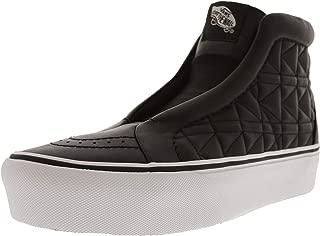 Sk8-Hi Laceless Platform Karl Lagerfeld High-Top Leather Fashion Sneaker