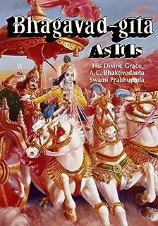 Bhagavad-gita As It Is (1972 edition)