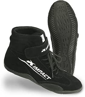 Impact Racing Men's Shoe (Axis SFI 3.3/5) (Black, 11)
