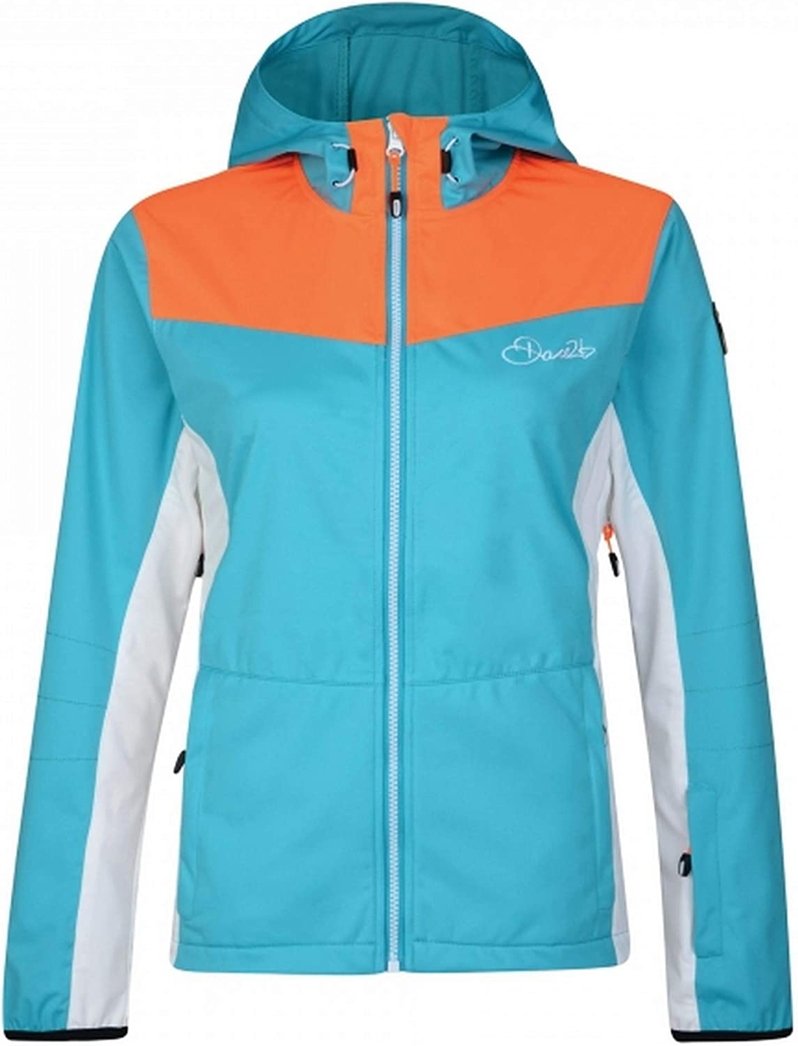 Dare2b Womens Ladies Sovereign Softshell Jacket