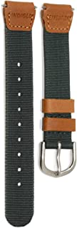 TX643151, Timex watchband, Field Expedition, Water Resistant, 18mm, brown/green