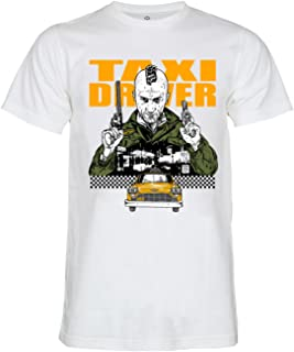 TopFusion Robert De NIRO Taxi Driver Movie Men Women Unisex T-Shirt