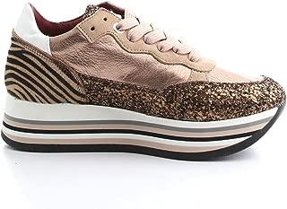 ED PARRISH Luxury Fashion Womens BNLDVC02 Pink Sneakers | Fall Winter 19