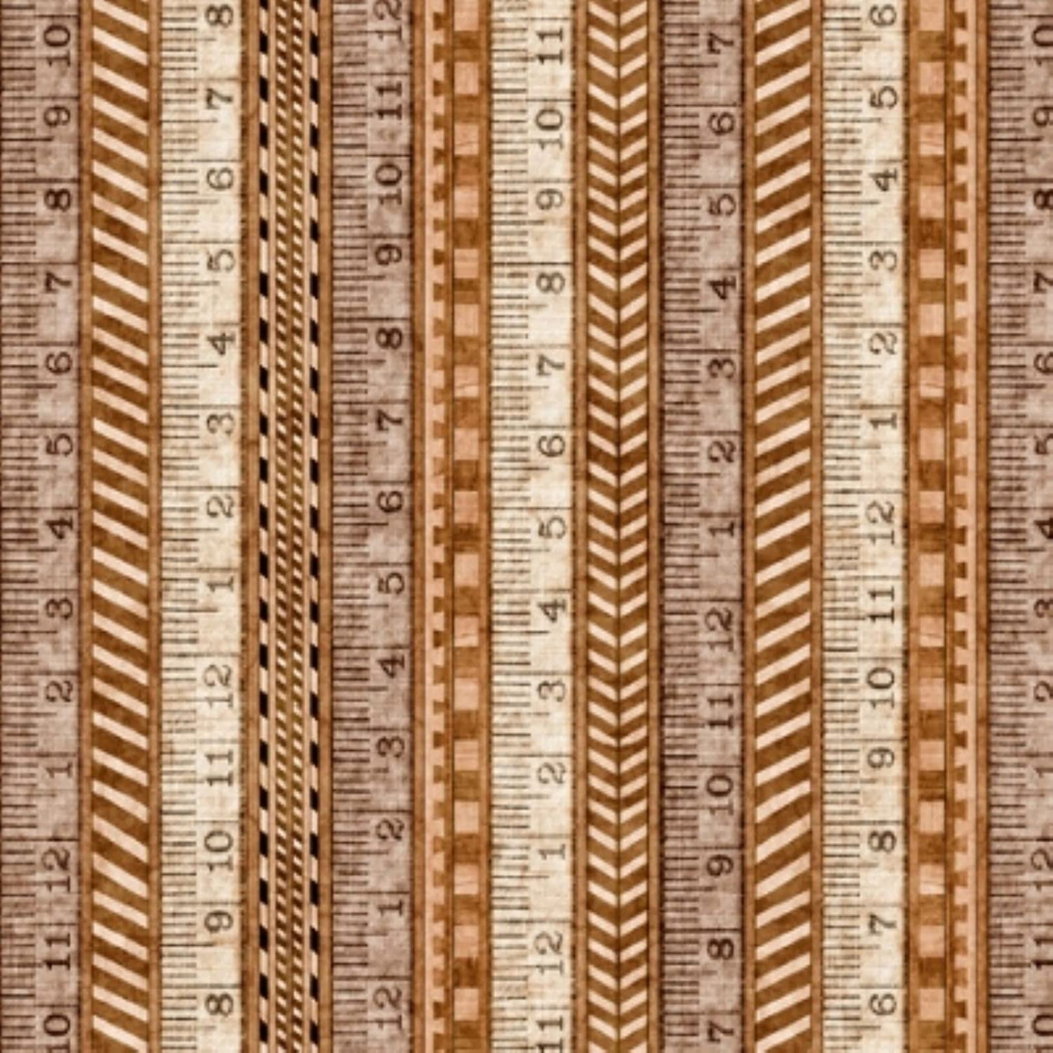 QT Fabrics A Little Handy by Tan security Measure Tape 28200 Morris Dan Selling and selling