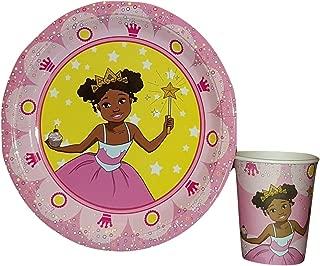 Best black princess party supplies Reviews