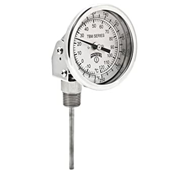 Winters Tbm Series Stainless Steel 304 Dual Scale Bi Metal Thermometer 2 1 2 Stem 1 2 Npt Fixed Center Back Mount Connection 3 Dial 0 200 F C Range Science Lab Bi Metal Thermometers Amazon Com Industrial Kit salvador termometro y oximetro. amazon com