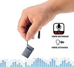 eoqo Grabadora De Voz Digital, Grabadora De Audio Activada