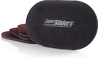 SuperSliders 4704095N Reusable XL Heavy Furniture 4 Pack 4726595N 4