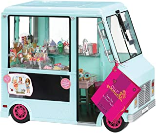 Our Generation BD37252Z Ice Cream Truck