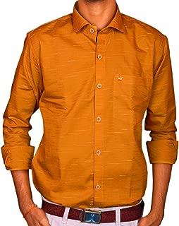Beyond fashion Shirts Orange