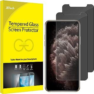 JETech Privacy Schermbeschermer Compatibel met iPhone 11 Pro, iPhone Xs, iPhone X 5,8 inch, Anti-Spy Gehard Glas Screen Pr...