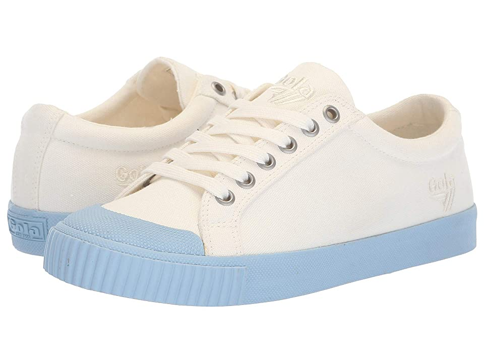 Gola Tiebreak Candy (Off-White/Powder Blue) Women