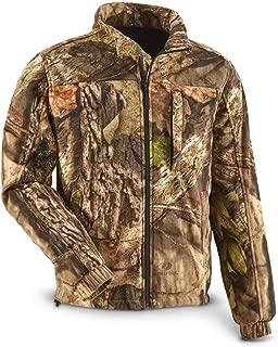 Guide Gear Men's Whist Full Zip Hunting Jacket with W3 Fleece