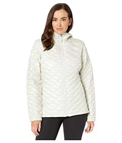 The North Face ThermoBalltm Hoodie (Tin Grey/TNF White Ginkgo Print) Women