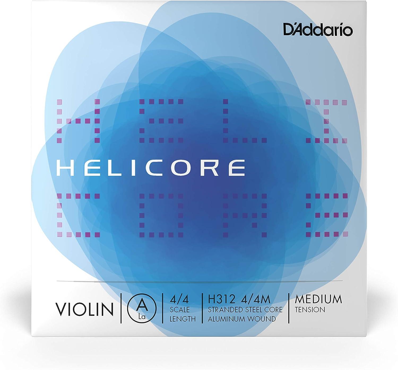 Max 65% OFF D'Addario Helicore Violin Single A Lowest price challenge 4 Medium Scale String Ten