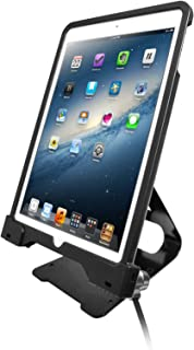 CTA Digital PAD-ASCS Anti-Theft Security Case with POS Stand for iPad (2018), iPad (2017), iPad Pro 9.7 and iPad Air (1-2)