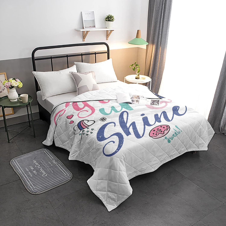 HELLOWINK Bedding Comforter Duvet Qu Size-Soft Lighweight Twin Gorgeous Max 86% OFF
