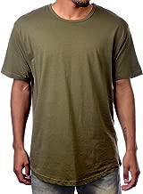 Long Drop Tail Shirts Ultra Soft Cotton for Men