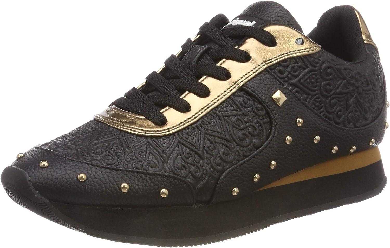 Desigual Women's shoes_Galaxy Winter Valkiria Low-Top Sneakers
