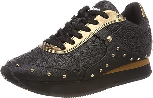 Desigual chaussures_Galaxy chaussures_Galaxy chaussures_Galaxy Winter Valkiria, paniers Basses Femme 4bb