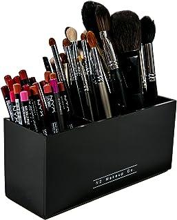 el Almacenamiento de Brochas de Maquillaje con 3 Ranuras Hecho de Acrílico | de N2 Makeup Co