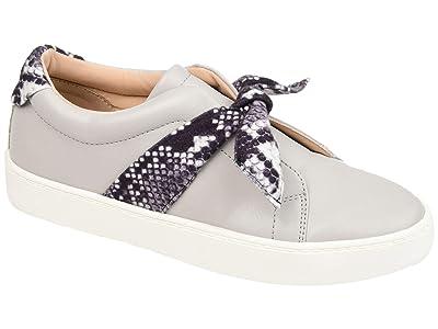 Journee Collection Comfort Foam Ash Sneakers