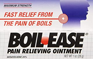 Boil Ease Pain Relieving Ointment, 2 Pack