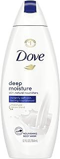Dove Body Wash, Deep Moisture, 12 Oz