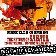 return of sabata soundtrack