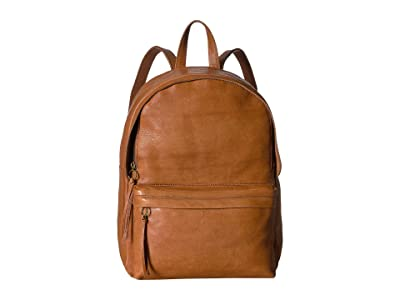 Madewell Lorimer Backpack (English Saddle) Backpack Bags