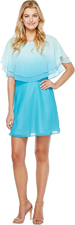 Ombre Popover Dress