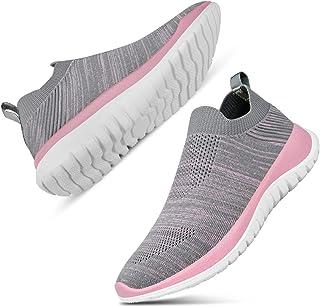 Guteidee Men Women Fashion Sneakers Athletic Mesh...