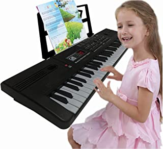 Semart piano keyboard for kids 61 key electric digital music