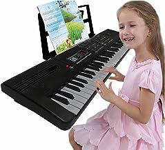 Semart piano keyboard for kids 61 key electric digital music