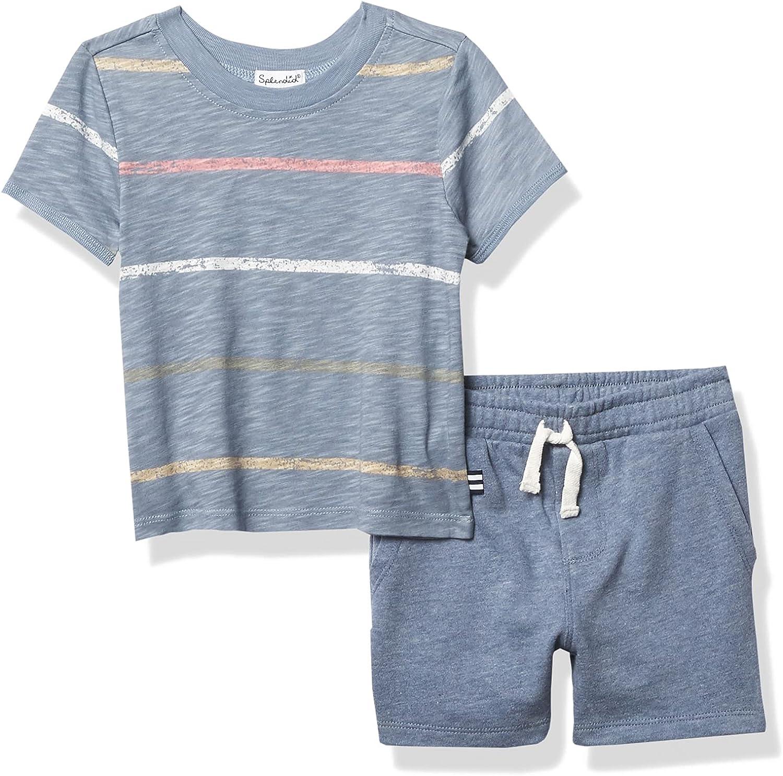 Splendid Sale baby-boys Limited price Kids' Set Short Sleeve